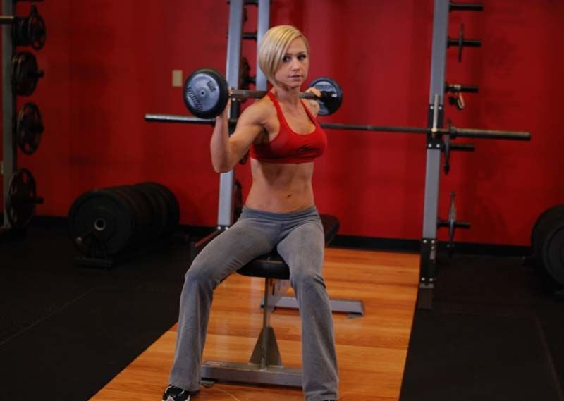 Exercises For Six Pack Abs - Seated Twists