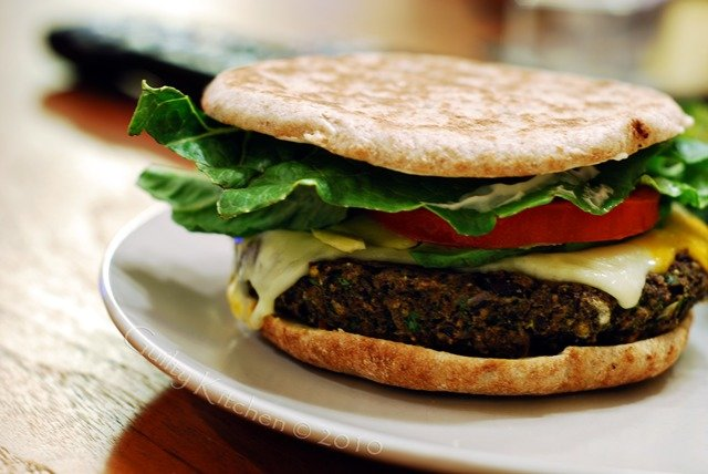 fitneAss | Black Bean Burger | Taste Like Health