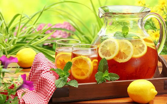 cold-tea-with-lemon-248972