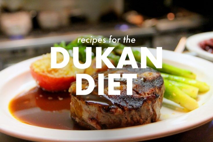 Dukan Diet Recipes To Lose Weight Fast