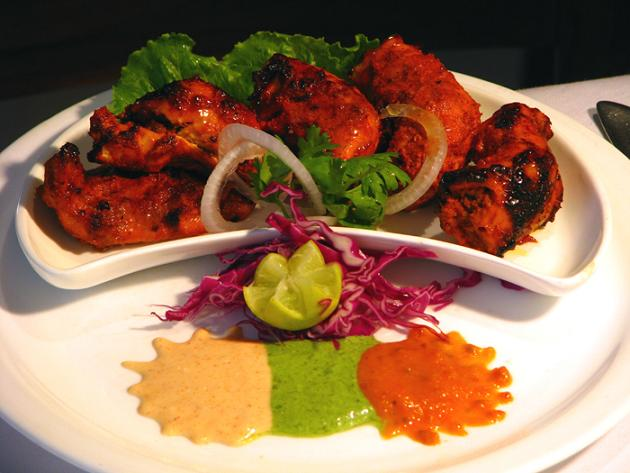 Chicken Tandoori Recipe For The First Phase Of The Dukan Diet