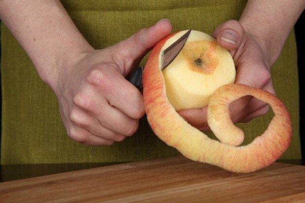 peel fruits