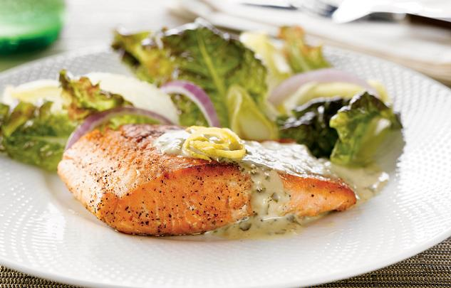Dukan diet recipes - Salmon File