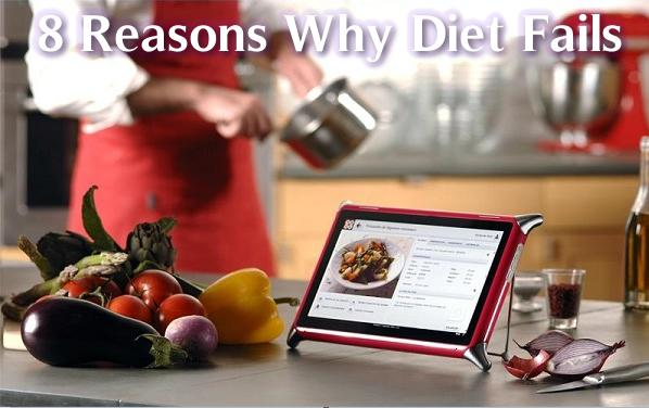 8 reasons why diet fails 1