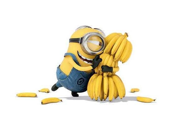 bananas minion