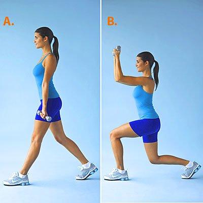 legs workout 2