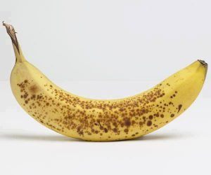 bananas black spots
