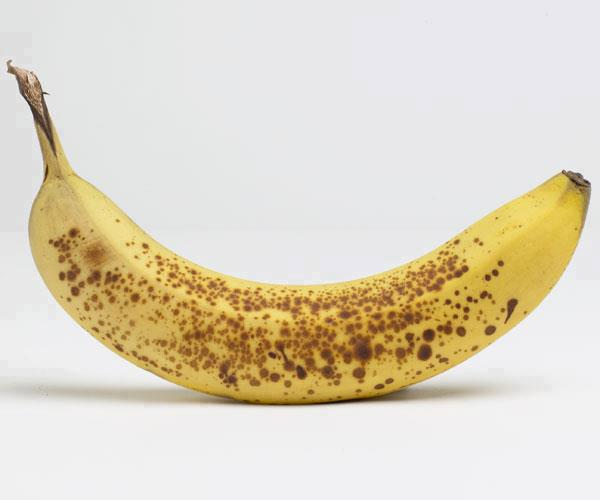 black spotted bananas
