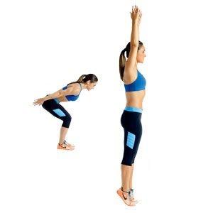 4 fat burning exercises