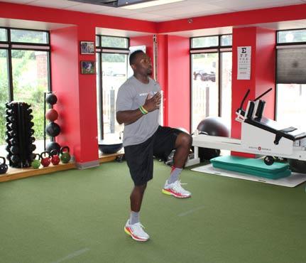 football-workout-pro run