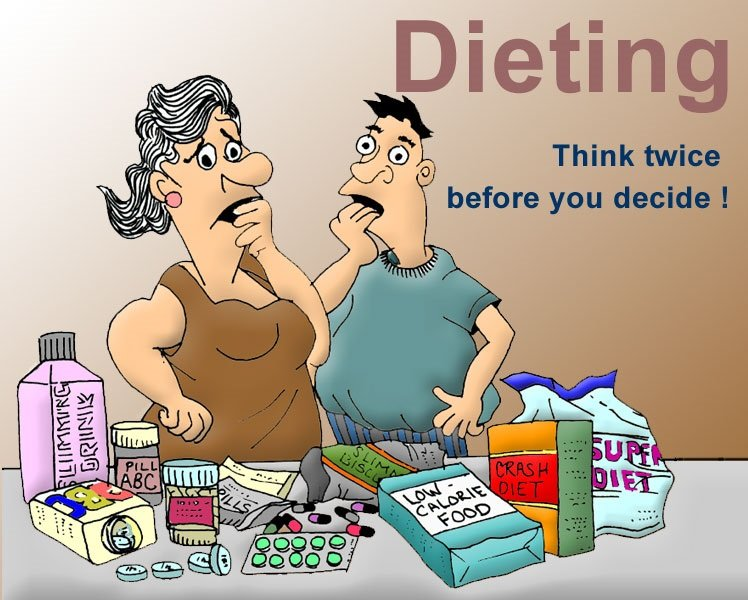 drawbacks of dieting
