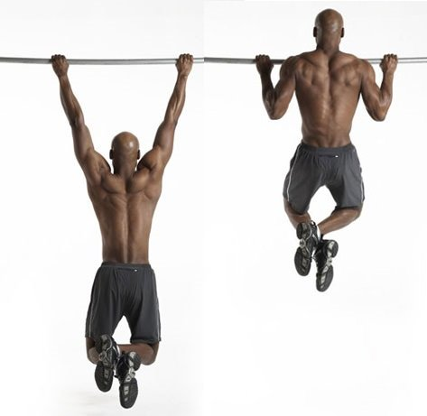 300 Workout pullup