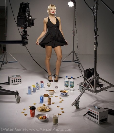Different Foods Model