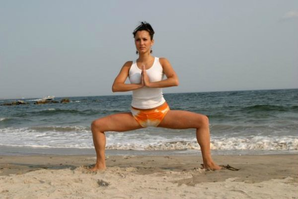 Hottest yoga poses that make you better in bed 5