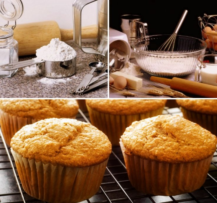 Low Fat Muffins for Breakfast