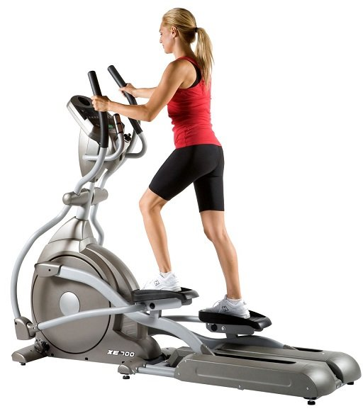 best exercise machines cross trainers