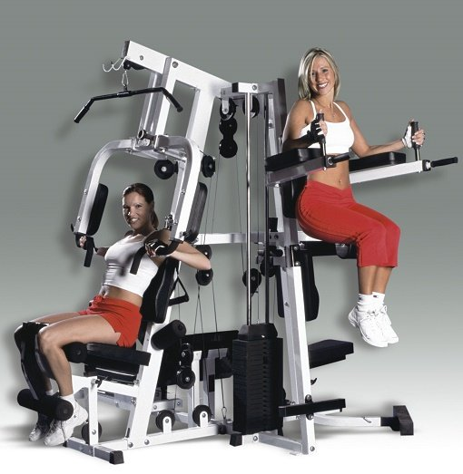 best exercise machines multi-gym