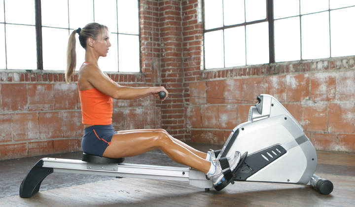 best exercise machines rowing machines