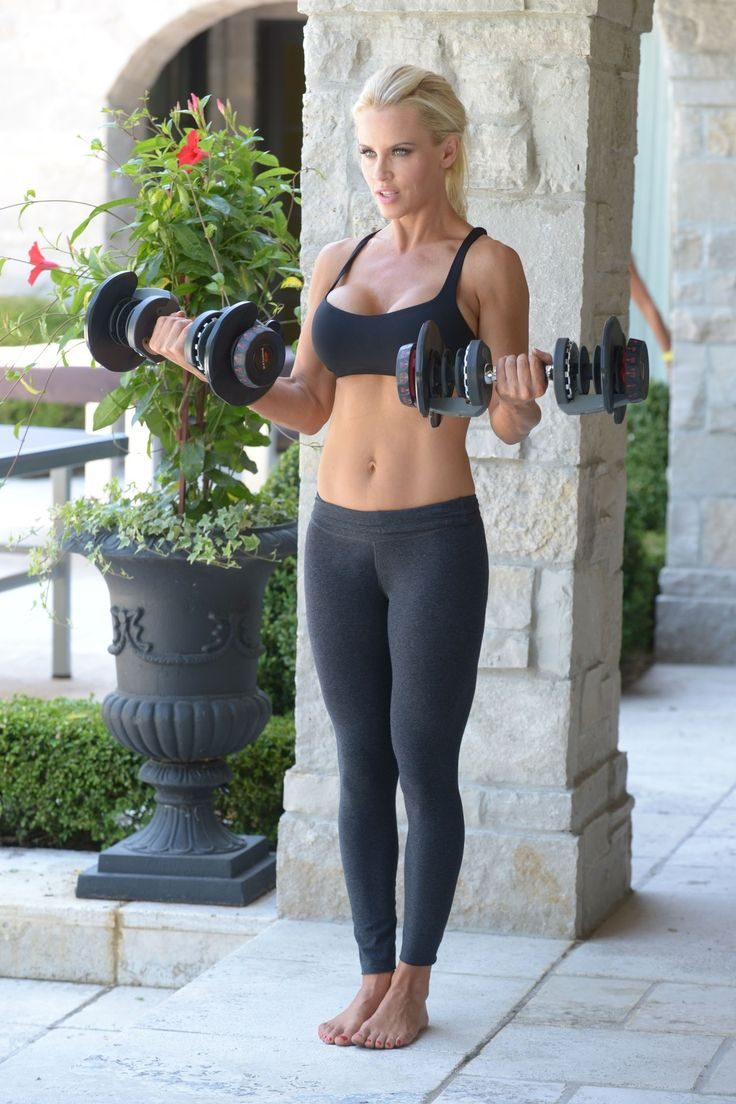 dumbbell exercises for women