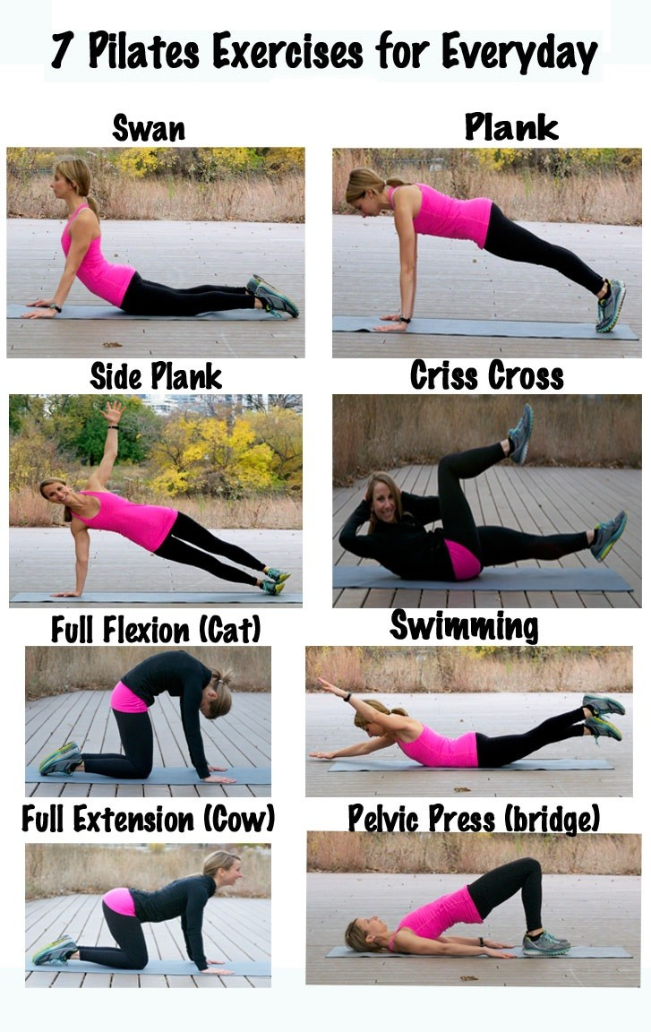 Pilates Moves Help You To Strengthen Your Core
