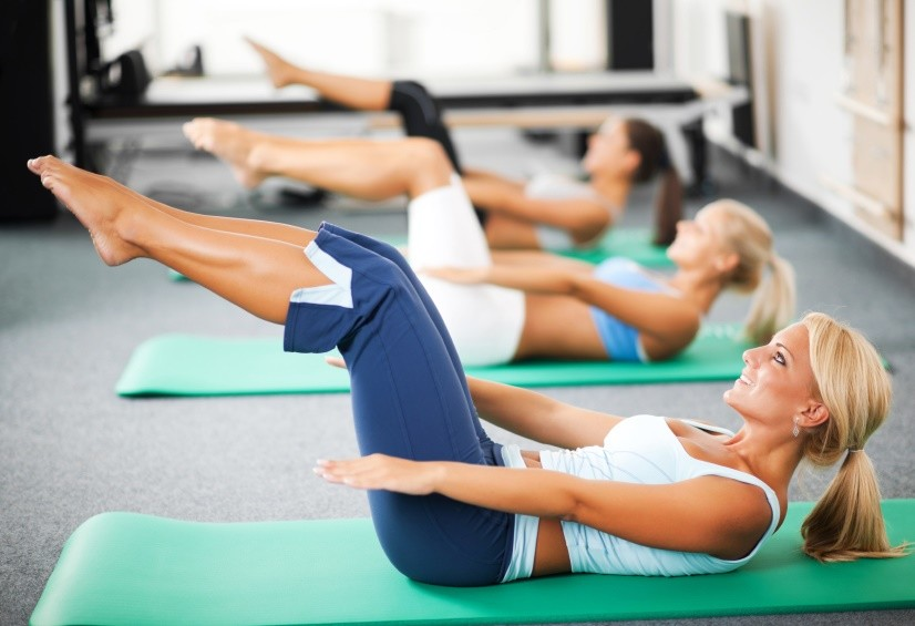 Benefits of Pilates exercises.