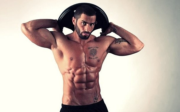 fitneAss | Lazar Angelov's New Workout Routine For Summer