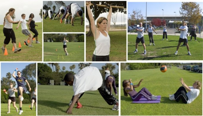 Outdoor Exercise Benefits