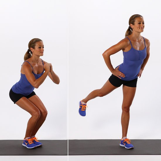 How to Do a Standing Front Thigh Stretch recommend