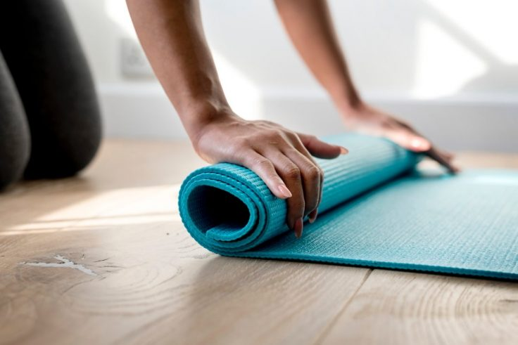 4 Steps To Take Care Of Your Yoga Mat