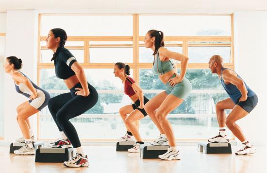 Aerobics Benefits