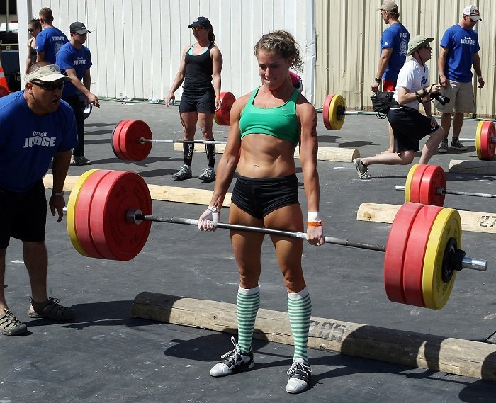 Deadlifts for legs muscles