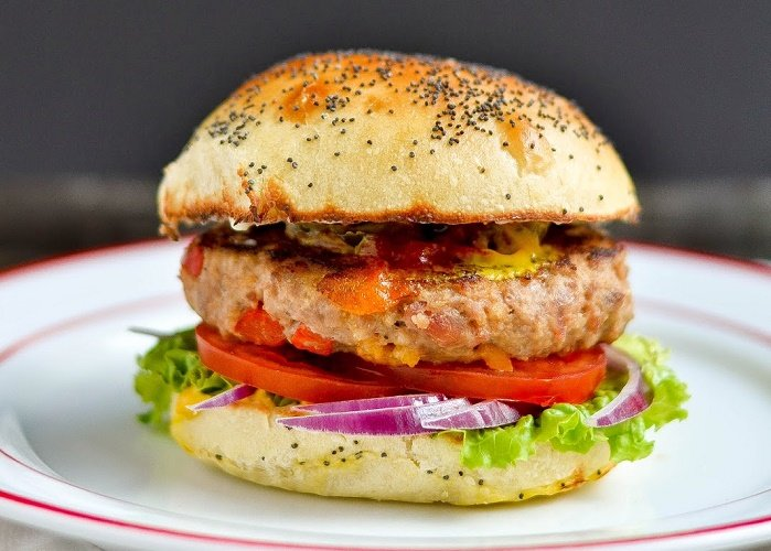 Ground Turkey Burger