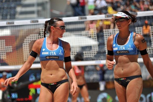 Outdoor sport Beach volleyball
