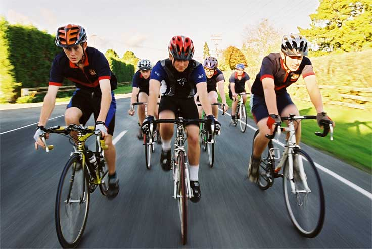 Outdoor sport Cycling