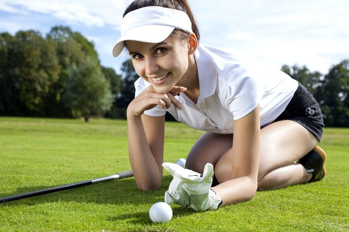 Outdoor sport golf