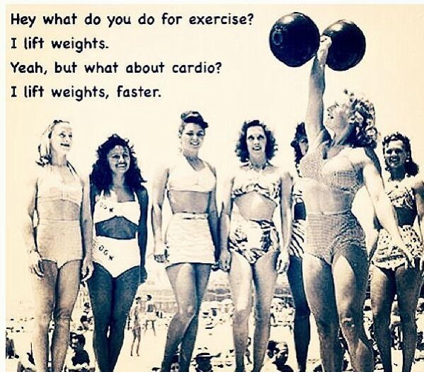 cardio to stay healthy