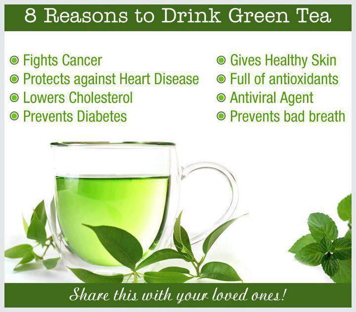 Green Tea Health Benefits - Crash Course