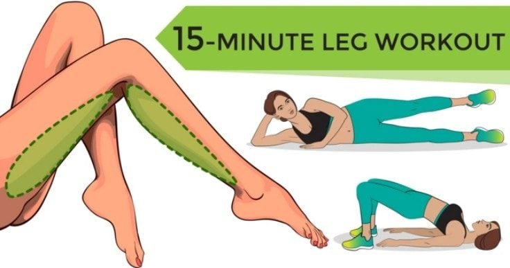 15-Minute Insane Legs Workout