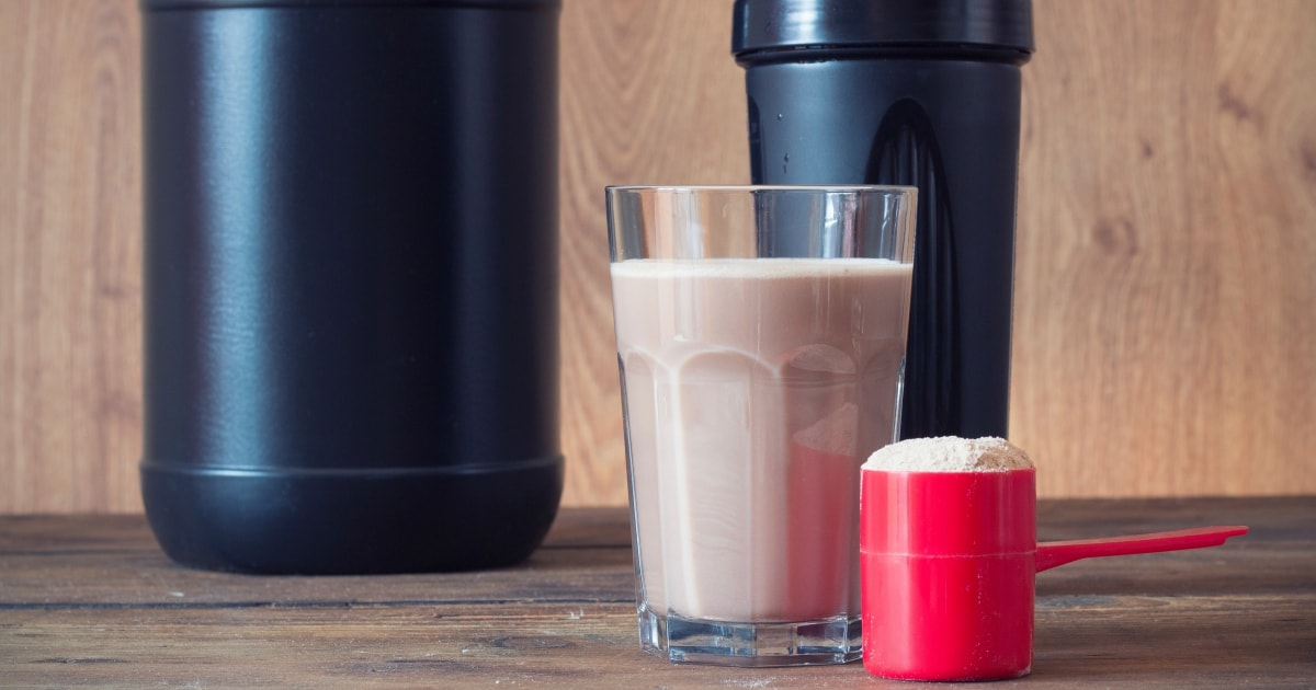 Four Most Common Types Of Protein Powders