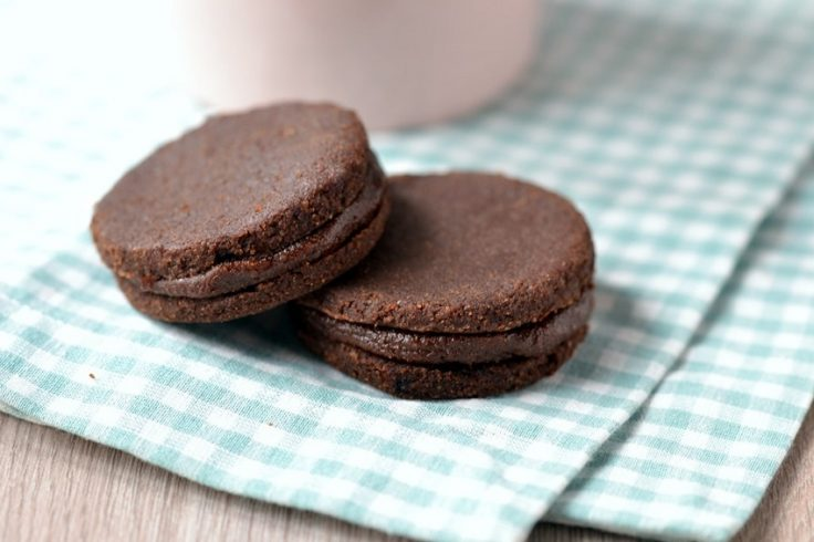 Sanwich cookies