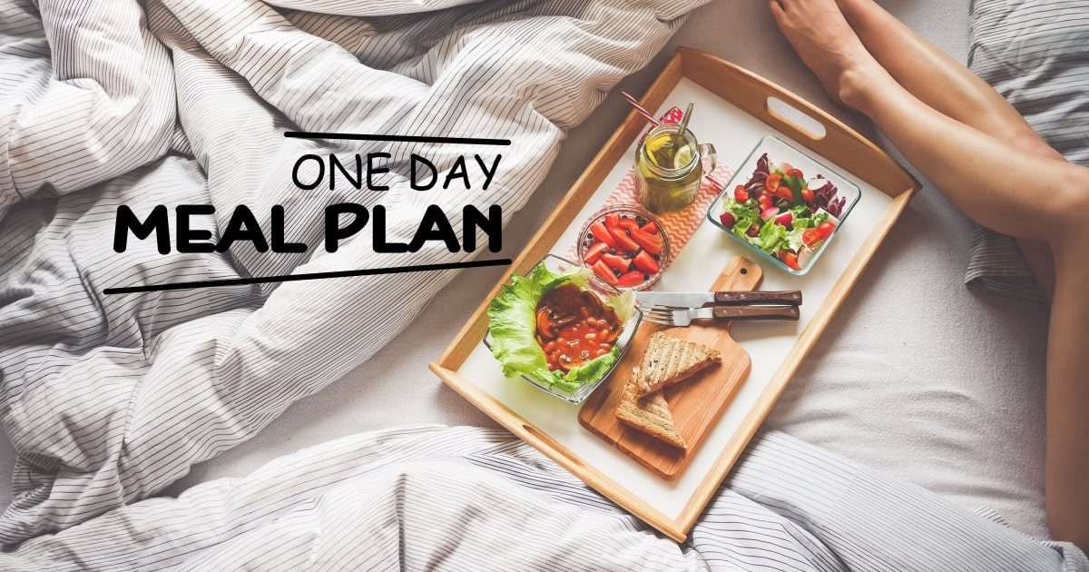 What I Eat In A Day - Personal Meal Plan