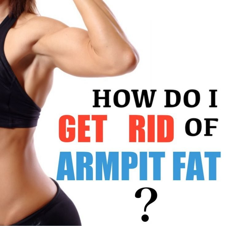 The Only Exercises You Need To Get Rid Of Armpit Fat Fitneass