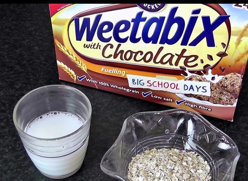 Late night snacks oatmeal