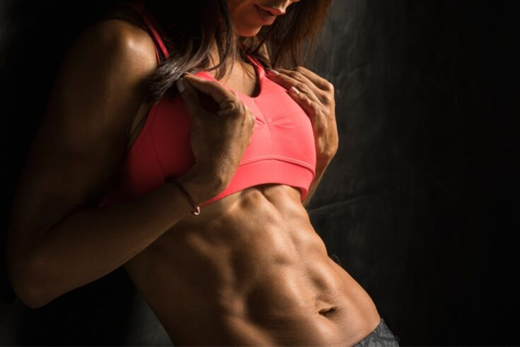 Abs Workout Routine In Just 10 Minutes At Home