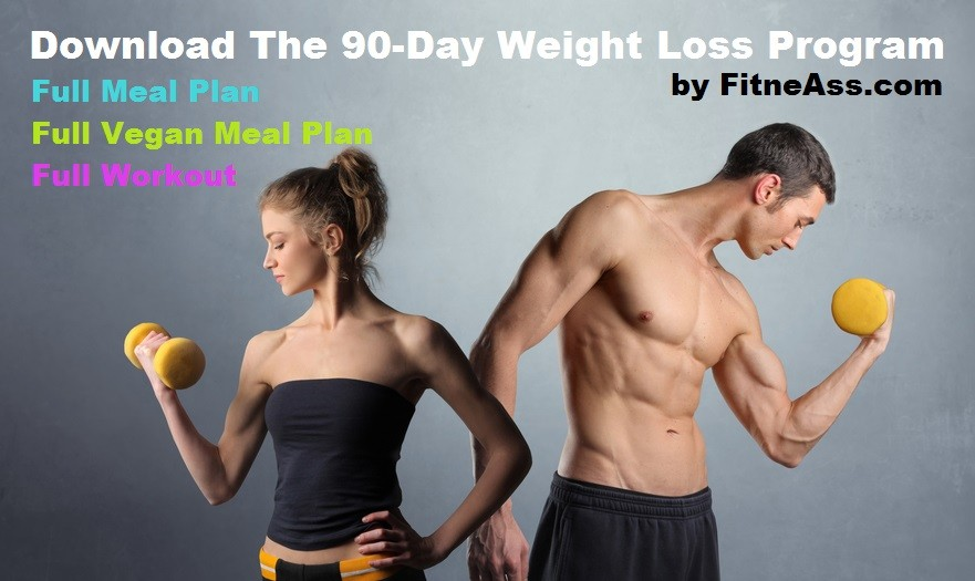 90-Day Weight Loss Challenge