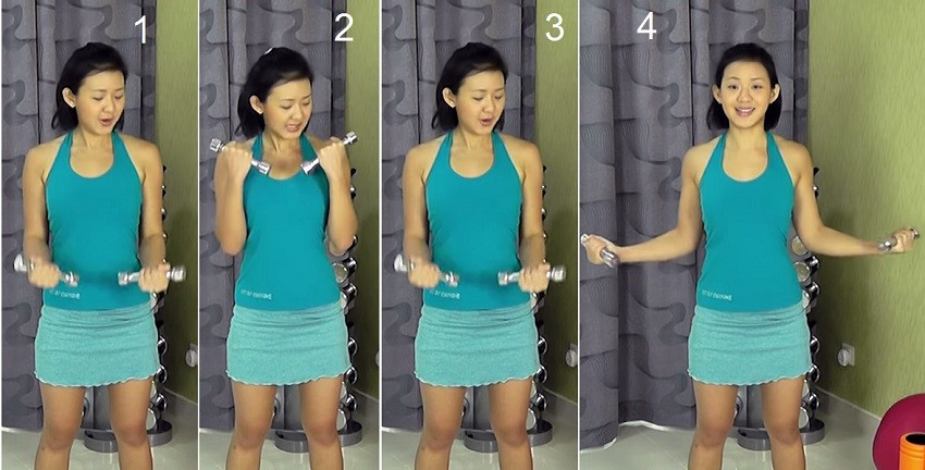 Exercises For Lean Arms