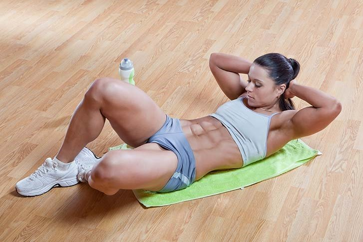 Pulse Workout for abs