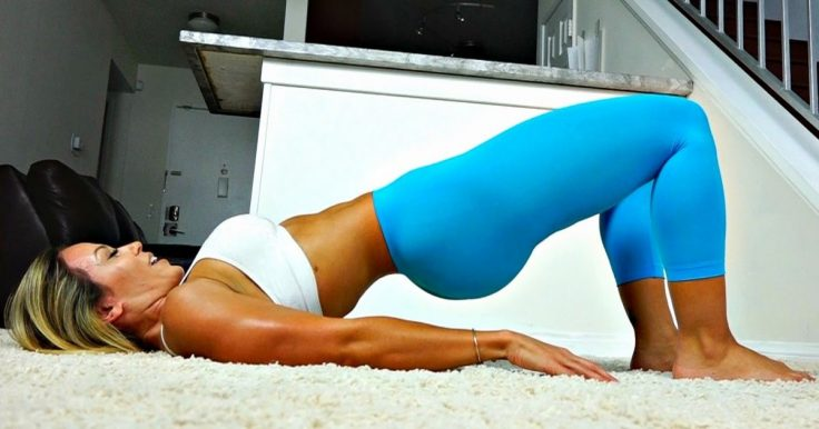 Booty Shaper Workout You Can Easily Do In The Gym