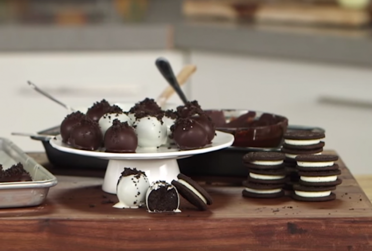 No Baking Oreo Truffle Recipe