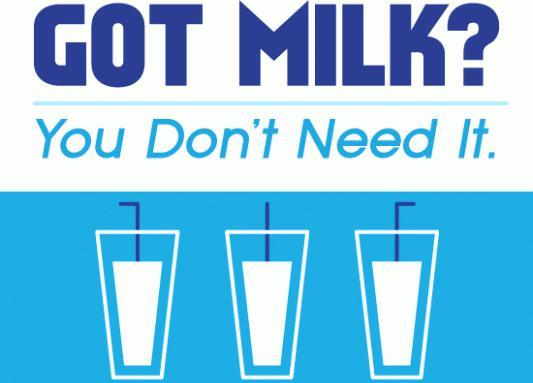 Milk is bad